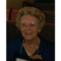 Mrs. Jewell Cash McBrayer