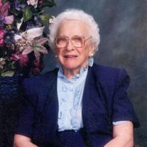 Elizabeth Agnes Lutz