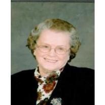 Ruby Wilson Parson Gober