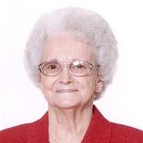 Edith Nellene Parson