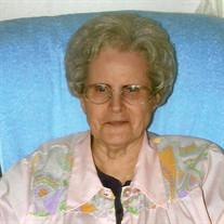 Minnie F. Peters