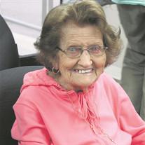 Mildred Lee Caulkins