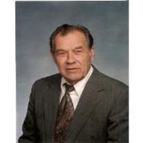 Rev. Ralph Tapley