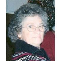 Julia Fay Brock McCarrell
