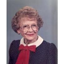 Edna Elizabeth  West