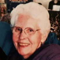 Mrs. Marjorie J. (Sherwood) Schultz