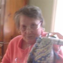Mrs. Mae Crandall Hellman