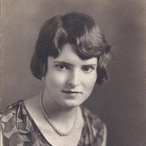 Mildred Adel Abbott
