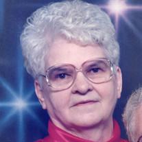 Betty Ruth Gibson