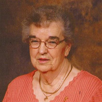 Thelma May Pearson