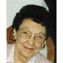 Georgia M. Sheeley