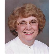 Margaret Hawkswoth