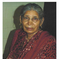 Begum Iqbal Bhatti
