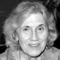 Mrs. Hella M. Steinebrunner