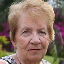 Mrs. Georgia Kaprowski (nee: Gorda)