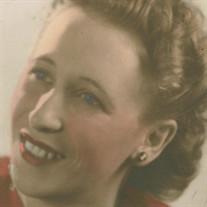 Mrs. Pearl Wallace Bellavance Ayer