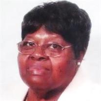 Mrs. Clara W. Kindred