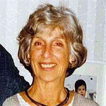 Anita  Hazel Henrickson