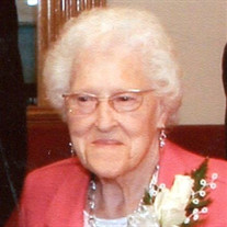 June Iris Bailey Walker