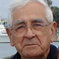 "Capt. U. F. ""Bert"" Cavaletto"