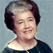 Frances  Gibbs Pagett