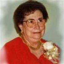 Georgia Mae  Wilson