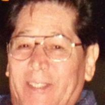 "Mr. Rudolph ""Rudy"" Alvarez"