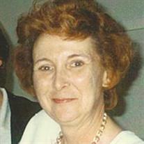 Margaret D Cheesebrough