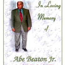 Abe Beaton Jr