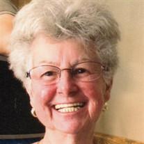 Mrs. Yvonne Patricia Arthur