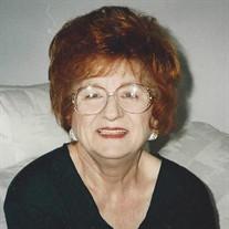 """Mrs. Elizabeth """"Bette"""" Marrazo"""