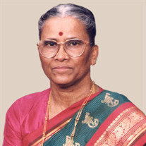 Mrs. Thanapackiam Kanagaratnam