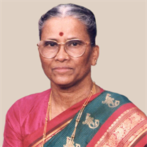 Mrs. Thanapackiam Kanagaratnam