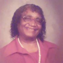 Mrs. Doris Lee Gray