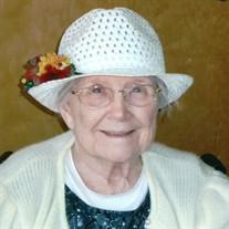 Mrs. Pauline Banks Marsh