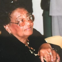 Mrs. Delores Costello Evans