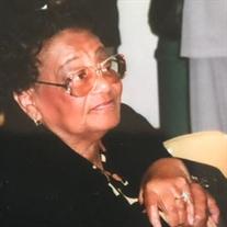 Mrs. Delores Costello Evans