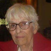 Violet Margaret Klima