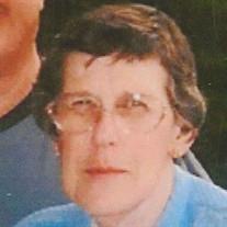 Rosalma Mae Bohannan