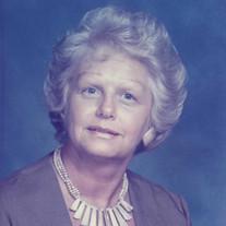Margaret Jackie Ketron