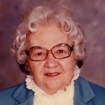 Valena M. Walker