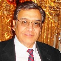 Suresh I. S. Ahluwalia