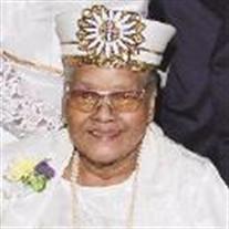 Rev  Earline J  Clairborne Obituary - Visitation & Funeral Information