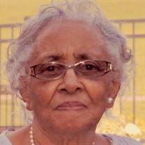 Mrs. Winnie Mae Thompson-Johnson