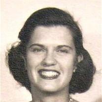 "Ann Blanche ""Kitty"" Washington Towne"