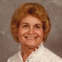 Mrs. Wanda Mae Rich