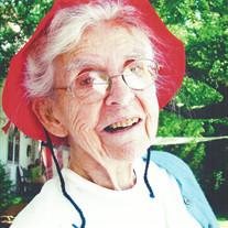 Jane  Robinson Hartge