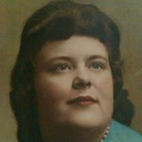 Mrs. Beverly Mae DeLong