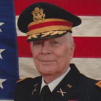 Col. James Daniel Clark Ret.