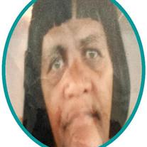 Ms.        Ella Mae Strickland